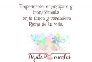 #dejatedecuentos es para ti si…
